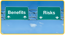 Risks and benefits of money transfer services.