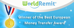 World Remit money is transfer