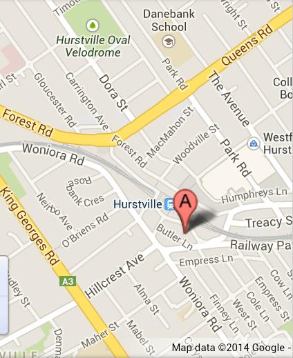 Hurstville Western Union 1