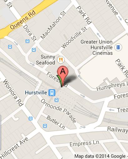 Hurstville Western Union 3